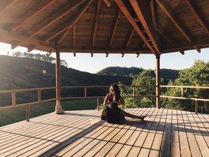 7 días viaje a través de los chakras: retiro de yoga de luna llena en Odeceixe, Portugal