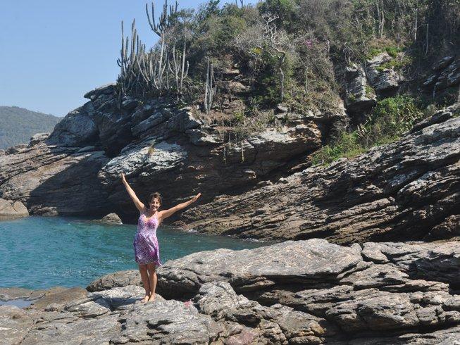 7 jours en stage paradisiaque de yoga et circuit plages dans le sud est du Brésil