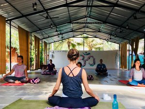 7 Days Relaxing Yoga Holiday in South Goa