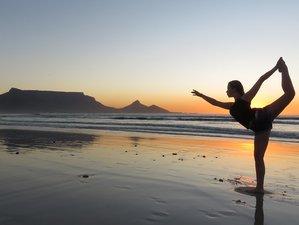 6-Daags Pittoresk Yoga & Wellness Avontuur in Muizenberg, Kaapstad