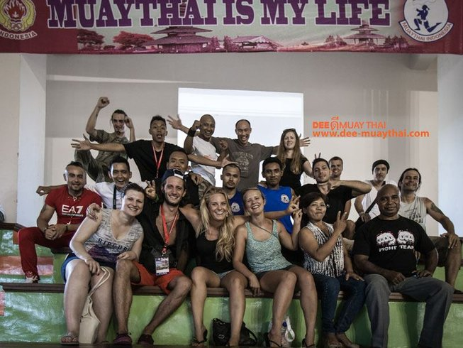 3 Weeks Muay Thai Training Camp in Thailand