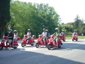 6 Day Guided Vespa Tour in Tuscany, Italy