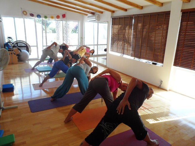 8 Days Yoga and Meditation Retreat in Murcia, Spain