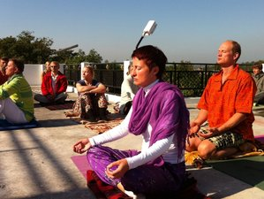 11 Days Trika Meditation And Yoga Retreat In Rishikesh India Bookyogaretreats Com