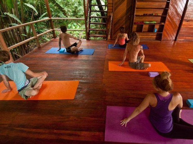 5 Days Intense Body Detox & Yoga Retreat in Costa Rica