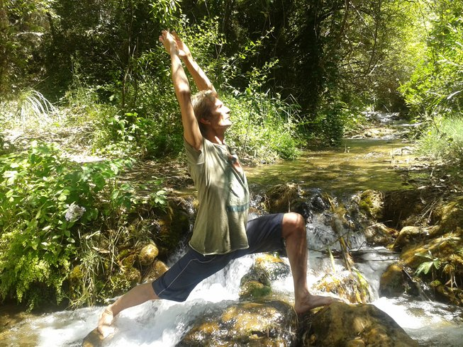 6 Tage Meditation, Vegan Kochen und Yoga Retreat in Malaga, Spanien