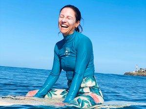8 Day Be Free Surf Camp in Las Palmas de Gran Canaria
