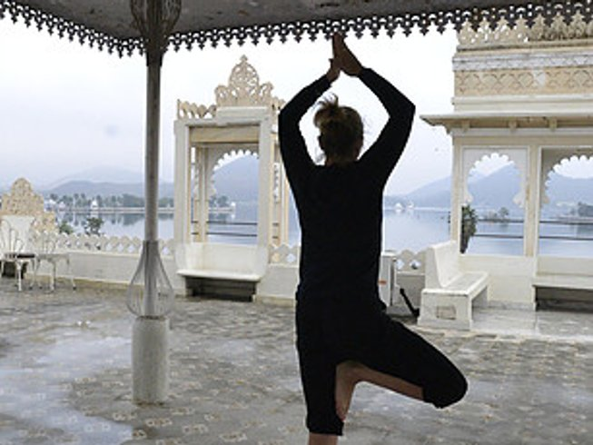 17 Days Tours and Yoga Retreat India