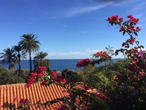 8 Tage Yoga Urlaub im Kleinen Paradies des Hotel Finca El Cabrito auf La Gomera, Spanien