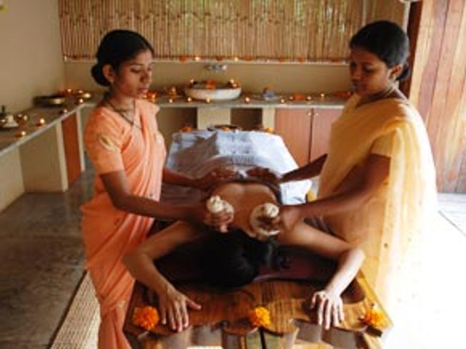 15 Days Ayurvedic Rejuvenation Retreat in India
