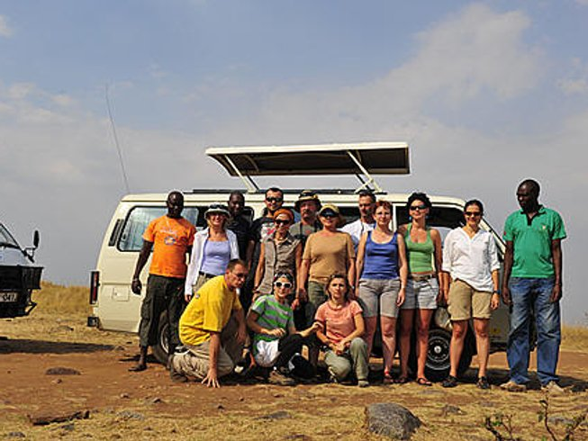 2 Days Wildlife Safari in Kenya