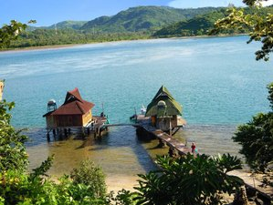 Secret Island Resort in Gili Gede, Indonesia - BookSurfCamps com