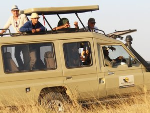 9 Days Conservation Safari in Tanzania