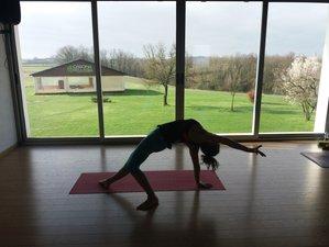 4 Tage privates Yoga Retreat in Piedmont, Italien