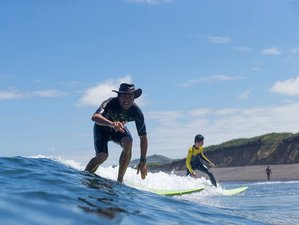 5 Days Surf and Stay Camp in Azores, Portugal