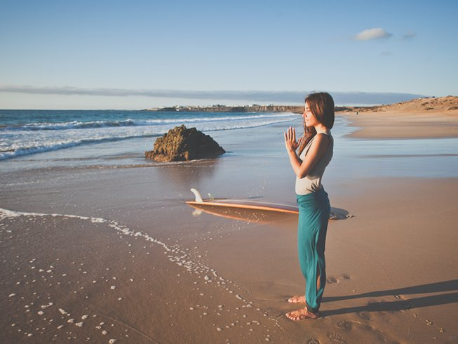 8 Days Fuerteventura Surf and Yoga Holiday Spain