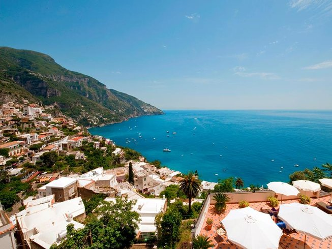 12 Days Adventure, Food Tasting and Yoga Retreat in Campania, Italy