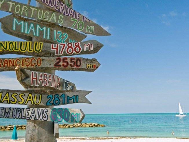4 Day Luxury Healing Retreat in Key West, Florida Keys