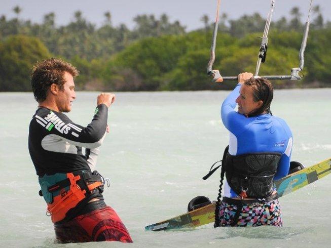8 Days Cocos Islands Kitesurfing Surf Camp Asia