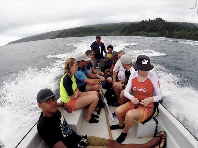 11 Days Kitesurfing Surf Camp in Fiji