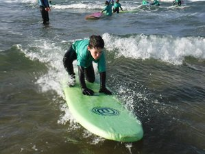 3 Days Kids and Teens' Surf Camp Ireland