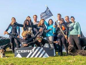 4 Tage Kitecamp und Yoga am Ringkobing Fjord