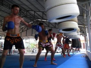 1 Month of Muay Thai in Maret Lamai, Koh Samui