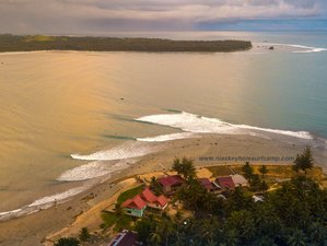 11 Day Budget Nias Surf Camp in North Sumatra