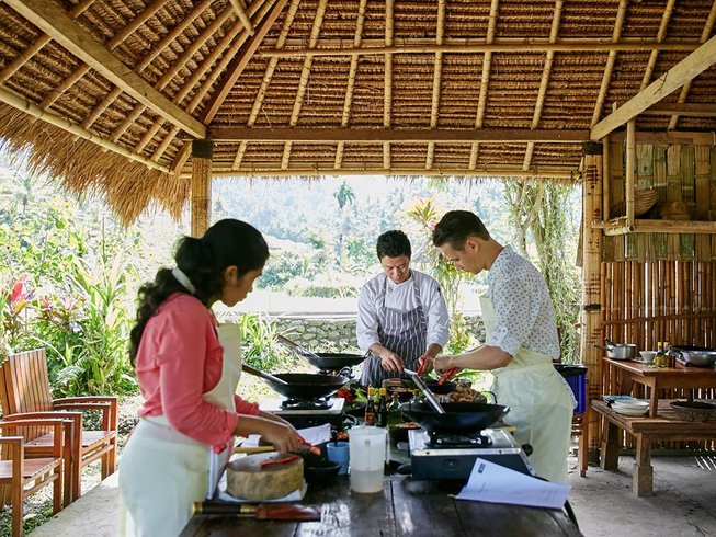 3 Days Fishing & Cooking Holidays in Bali
