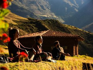2 Days Living Yoga Retreat in Peru