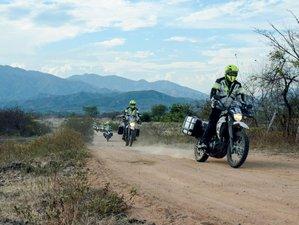 15 Days Heart of Cambodia Motorbike Tour