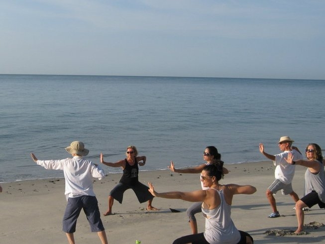 5 Days Family Tai Chi Retreat in Panama
