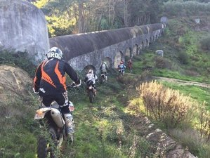 3 Days All Levels Guided Enduro Motorcycle Tour in Portugal