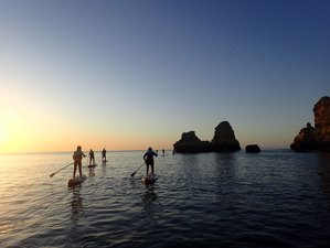 8 Day Stand Up Paddle Evolution Camp in Arrifana, Algarve