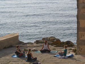 6 Days All-Level Surf Sup and Yoga Retreat in Lisbon, Portugal