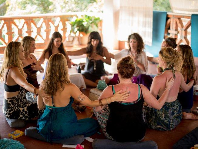 7 Days SUP and Yoga Retreat Mexico