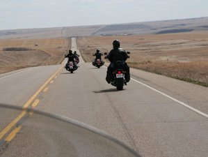 15 Days National Parks Motorcycle Tour in Canada and USA