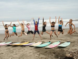 7 Days Women's Surf and Yoga Retreat in Morocco