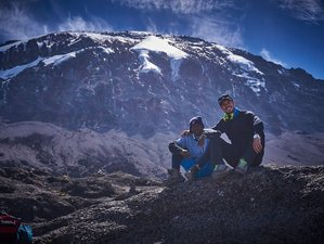 5 Days Mt Kenya Climb Sirimon – Chogoria Route Direct.