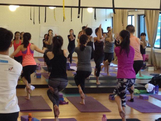 28 días profesorado de yoga 200 horas en Pune, India