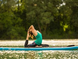 8 Day Yoga and Surf Camp in Mirissa, Southern Province