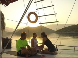 8 Days Sailing Yoga Retreat in Turkey