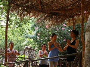 8-Daagse Yoga Vakantie met Woestijnexcursie in Marokko
