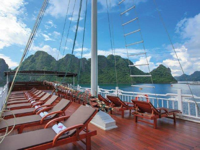 3 Days Culinary Cruise in Vietnam