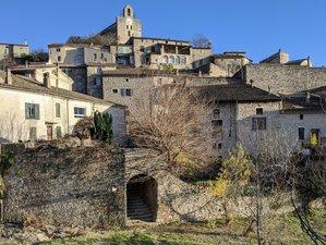 6 jours en vacances de yoga, pilates, activités manuelles et randonnées à Pont-de-Barret, Drôme