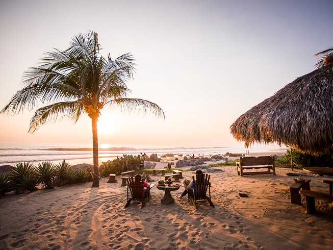 2 Days A La Carte Meditation and Yoga Retreat in Troncones, Mexico