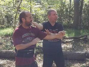 4 Days Learn the Mook Yan Jong Form at Wing Chun Camp in Virginia, USA
