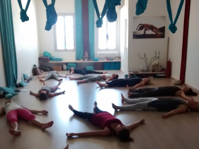 8 Days Chakra Vinyasa Yoga Retreat in Greece