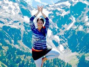 4 Day Sacred Backpacking Women Yoga Retreat in Washington State