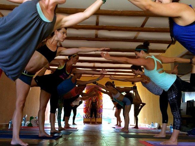 25 Days 200-Hour Yoga Teacher Training in Costa Rica